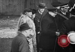 Image of Winston Churchill Glasgow Scotland, 1941, second 57 stock footage video 65675072294