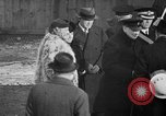 Image of Winston Churchill Glasgow Scotland, 1941, second 58 stock footage video 65675072294
