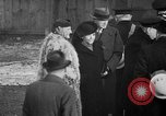 Image of Winston Churchill Glasgow Scotland, 1941, second 59 stock footage video 65675072294