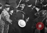 Image of Winston Churchill Glasgow Scotland, 1941, second 61 stock footage video 65675072294