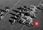 Image of football match West Point New York USA, 1946, second 6 stock footage video 65675072301