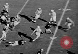 Image of football match West Point New York USA, 1946, second 8 stock footage video 65675072301