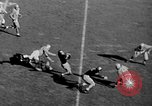 Image of football match West Point New York USA, 1946, second 9 stock footage video 65675072301