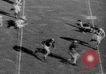 Image of football match West Point New York USA, 1946, second 10 stock footage video 65675072301