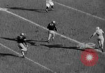 Image of football match West Point New York USA, 1946, second 15 stock footage video 65675072301