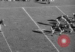 Image of football match West Point New York USA, 1946, second 24 stock footage video 65675072301