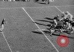 Image of football match West Point New York USA, 1946, second 26 stock footage video 65675072301