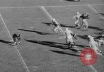 Image of football match West Point New York USA, 1946, second 27 stock footage video 65675072301