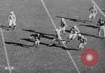 Image of football match West Point New York USA, 1946, second 28 stock footage video 65675072301