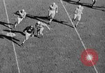 Image of football match West Point New York USA, 1946, second 29 stock footage video 65675072301