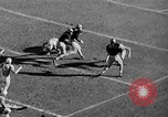 Image of football match West Point New York USA, 1946, second 35 stock footage video 65675072301