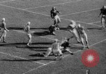Image of football match West Point New York USA, 1946, second 37 stock footage video 65675072301