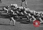 Image of football match West Point New York USA, 1946, second 38 stock footage video 65675072301