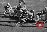 Image of football match West Point New York USA, 1946, second 39 stock footage video 65675072301