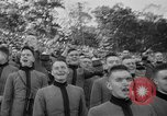 Image of football match West Point New York USA, 1946, second 43 stock footage video 65675072301