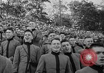 Image of football match West Point New York USA, 1946, second 44 stock footage video 65675072301