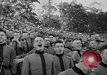 Image of football match West Point New York USA, 1946, second 45 stock footage video 65675072301