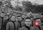 Image of football match West Point New York USA, 1946, second 46 stock footage video 65675072301
