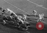 Image of football match West Point New York USA, 1946, second 48 stock footage video 65675072301