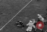 Image of football match West Point New York USA, 1946, second 57 stock footage video 65675072301