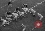 Image of football match West Point New York USA, 1946, second 58 stock footage video 65675072301