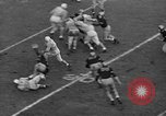 Image of football match West Point New York USA, 1946, second 60 stock footage video 65675072301