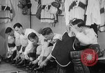 Image of ice hockey match Canada, 1946, second 2 stock footage video 65675072302