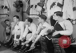 Image of ice hockey match Canada, 1946, second 5 stock footage video 65675072302