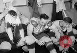 Image of ice hockey match Canada, 1946, second 6 stock footage video 65675072302