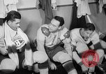 Image of ice hockey match Canada, 1946, second 7 stock footage video 65675072302