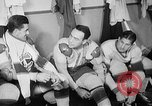 Image of ice hockey match Canada, 1946, second 8 stock footage video 65675072302