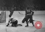 Image of ice hockey match Canada, 1946, second 27 stock footage video 65675072302