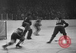 Image of ice hockey match Canada, 1946, second 28 stock footage video 65675072302