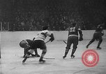 Image of ice hockey match Canada, 1946, second 29 stock footage video 65675072302