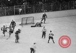 Image of ice hockey match Canada, 1946, second 48 stock footage video 65675072302