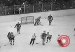 Image of ice hockey match Canada, 1946, second 49 stock footage video 65675072302