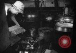 Image of Japanese submarine Indian Ocean, 1942, second 8 stock footage video 65675072305