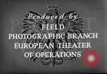 Image of Polish Soldiers London England United Kingdom, 1942, second 18 stock footage video 65675072307