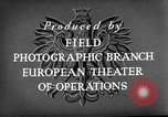 Image of Polish Soldiers London England United Kingdom, 1942, second 19 stock footage video 65675072307