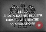 Image of Polish Soldiers London England United Kingdom, 1942, second 20 stock footage video 65675072307