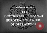 Image of Polish Soldiers London England United Kingdom, 1942, second 21 stock footage video 65675072307