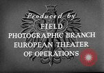 Image of Polish Soldiers London England United Kingdom, 1942, second 22 stock footage video 65675072307