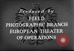Image of Polish Soldiers London England United Kingdom, 1942, second 26 stock footage video 65675072307