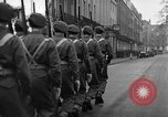 Image of Polish Soldiers London England United Kingdom, 1942, second 51 stock footage video 65675072307