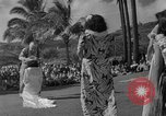 Image of residential buildings Hawaii USA, 1942, second 1 stock footage video 65675072320