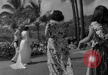 Image of residential buildings Hawaii USA, 1942, second 10 stock footage video 65675072320
