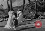 Image of residential buildings Hawaii USA, 1942, second 18 stock footage video 65675072320