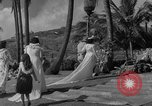 Image of residential buildings Hawaii USA, 1942, second 21 stock footage video 65675072320