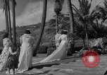 Image of residential buildings Hawaii USA, 1942, second 22 stock footage video 65675072320