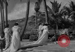 Image of residential buildings Hawaii USA, 1942, second 23 stock footage video 65675072320